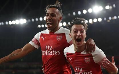 Arsenal forza 10, batte il Leicester ed è terzo