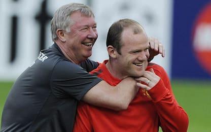 "Rooney rivela: ""Così Sir Alex batteva l'Arsenal"""