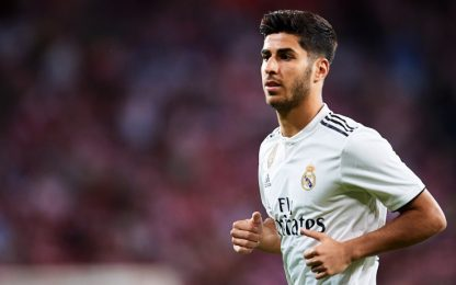 Asensio, futuro al Real Madrid in bilico?