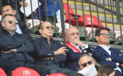 Serie C, i risultati dell'ottava giornata