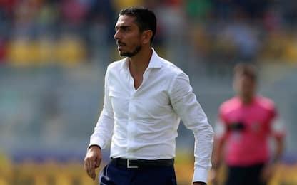 Longo confermato: Frosinone resta in ritiro