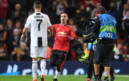 Invasioni, Uefa apre procedimento contro lo United