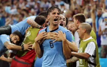 "Garra charrúa: Uruguay, convocati 4 ""italiani"""
