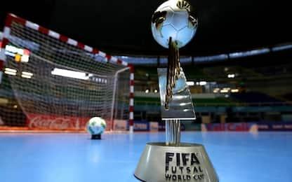 Futsal, Mondiali 2020 si giocherannno in Lituania