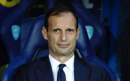 "Allegri: ""Juve stanca. CR7? un gol per i bimbi"""