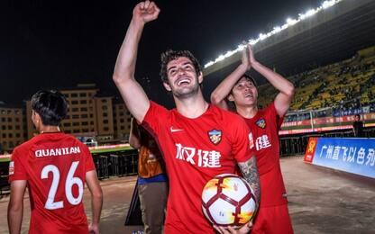 Pato, che tripletta al Guangzhou! E a gennaio...