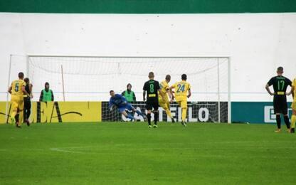 Serie C, i risultati della nona giornata