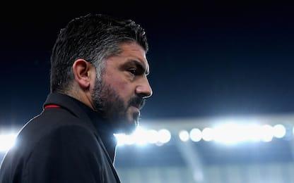 """Gattuso: """"Non eravamo scarsi prima, né bravi ora"""""""