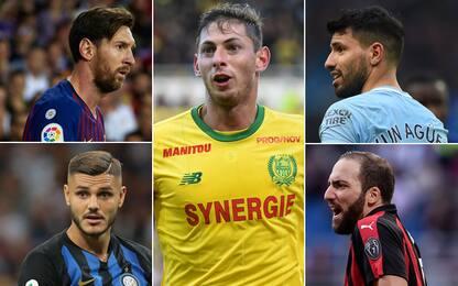 Sala bomber argentino: meglio di Messi e Icardi