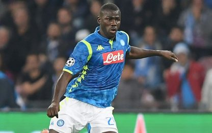 """Koulibaly: """"Spero di diventare come Ancelotti"""""""
