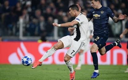 L'Uefa premia CR7: è suo il gol della settimana