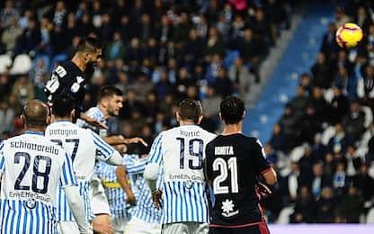 Pavoletti, ancora gol di testa: è record