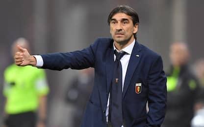 Genoa, Juric resta: fiducia fino al derby