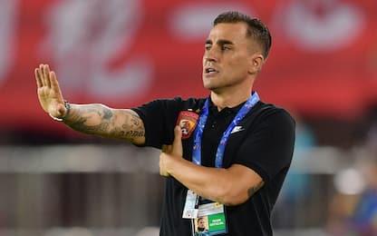Cina Cannavaro Ct a interim. Lippi dt