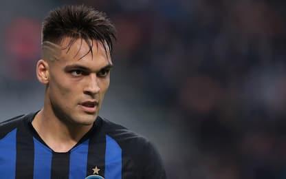 """Lautaro: """"Inter scelta mia, grande responsabilità"""""""