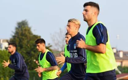 Italia-Inghilterra U21, le probabili formazioni