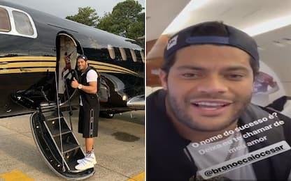 L'incredibile Hulk: vince e compra un jet privato