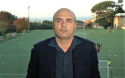 "Roma, Giannini: ""Mi rivedo in Pellegrini"""