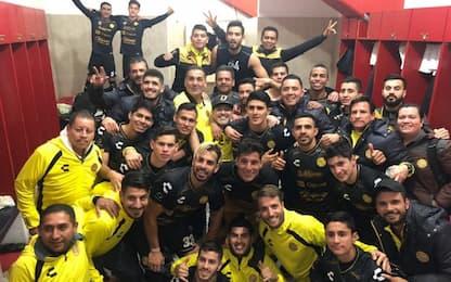 Dorados in semifinale playoff, Maradona si scatena