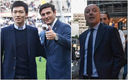 Come cambia l'Inter con l'arrivo di Marotta