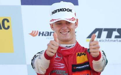 "Mick Schumacher: ""Voglio arrivare in Formula 1"""