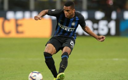 Inter, infortunio muscolare per Dalbert