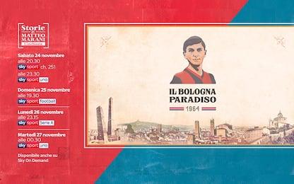 Storie di Matteo Marani: 1964, il Bologna Paradiso