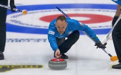 Curling: Italia, bronzo Europeo dopo 39 anni