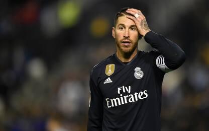 Sergio Ramos positivo a Cardiff: fu colpa del Real