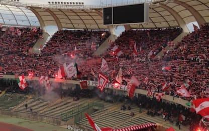 Bari vince ancora, il Cesena accorcia. Pari Modena