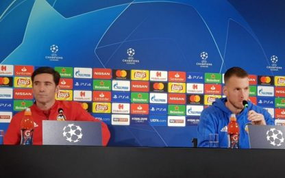 """Marcelino: """"Contro la Juve per fare risultato"""""""