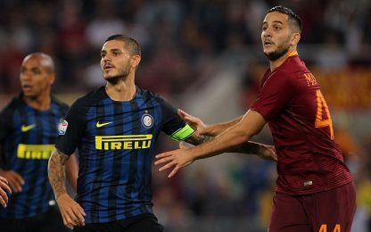 Roma-Inter, tutto quello che c'è da sapere