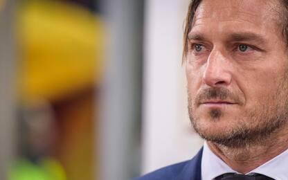 """Totti attacca il Var: """"E' una vergogna"""""""