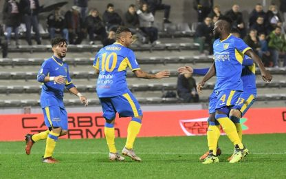 Serie C: vola la Carrarese, Pro Vercelli ok