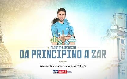 Claudio Marchisio, da Principino a Zar