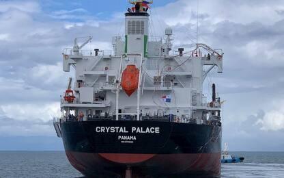 Il Crystal Palace diventa… una nave