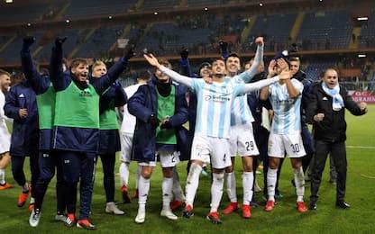 Coppa Italia: Entella agli ottavi, sfiderà la Roma