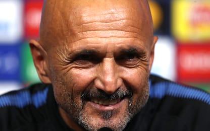 """Spalletti: """"Nainggolan out, Juve non è solo CR7"""""""
