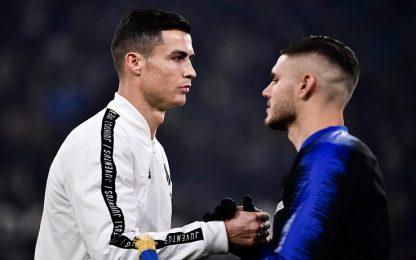 """Capello: """"Icardi? Ha giocato meglio di Ronaldo"""""""