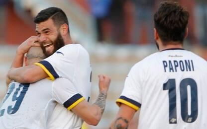 Serie C, i risultati della 24^ giornata