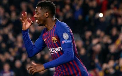 Dembelé, la multa fa bene: 100mila euro e gran gol
