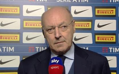 """Marotta: """"Inter più avanti della Juve 2010"""""""