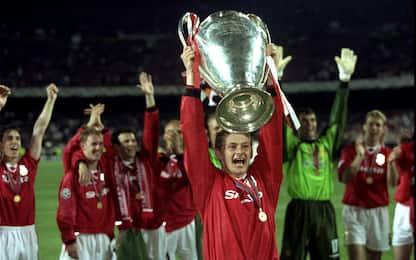 Solskjaer allo United: l'eroe del '99 è tornato