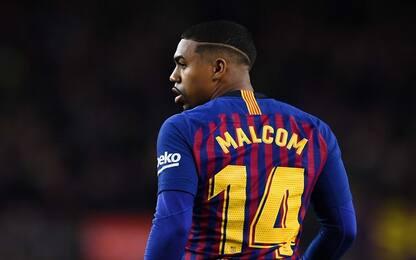 Barcellona, mega offerta dalla Cina per Malcom