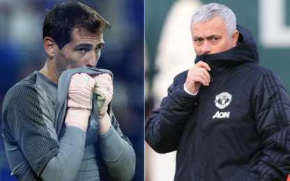 Casillas replica a Mourinho: che bordata!