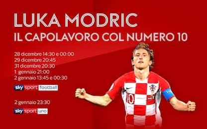 """Speciale """"Luka Modric il capolavoro col numero 10"""""""
