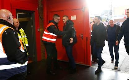 """""""Lei non sa chi sono io?"""": Rooney e la foto virale"""