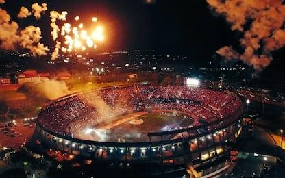River in estasi, che festa per la Libertadores
