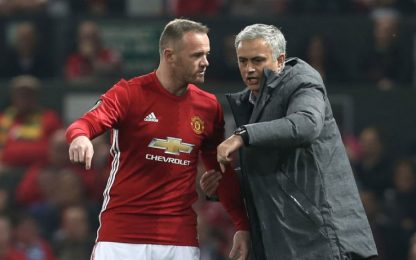 "Rooney: ""Con Mourinho infelici anche i cuochi"""