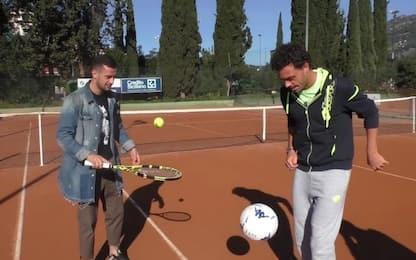 Palermo, intervista doppia Cecchinato-Nestorovski